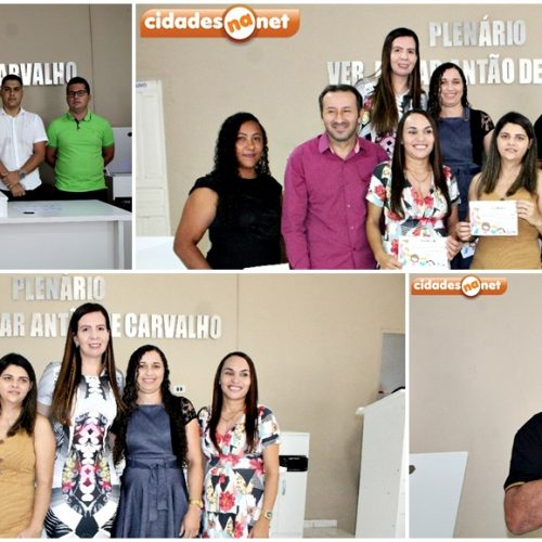 CMDCA realiza posse dos novos conselheiros tutelares de Francisco Macedo; fotos