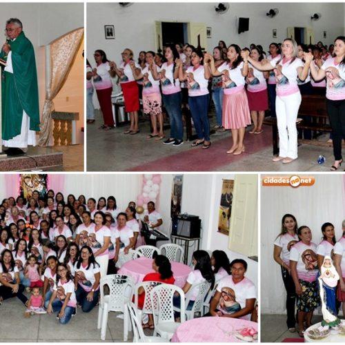 ALAGOINHA | Integrantes do Terço das Mulheres comemoram aniversário de 01 ano