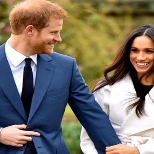 Harry e Meghan renunciam a privilégios da família real para serem independentes