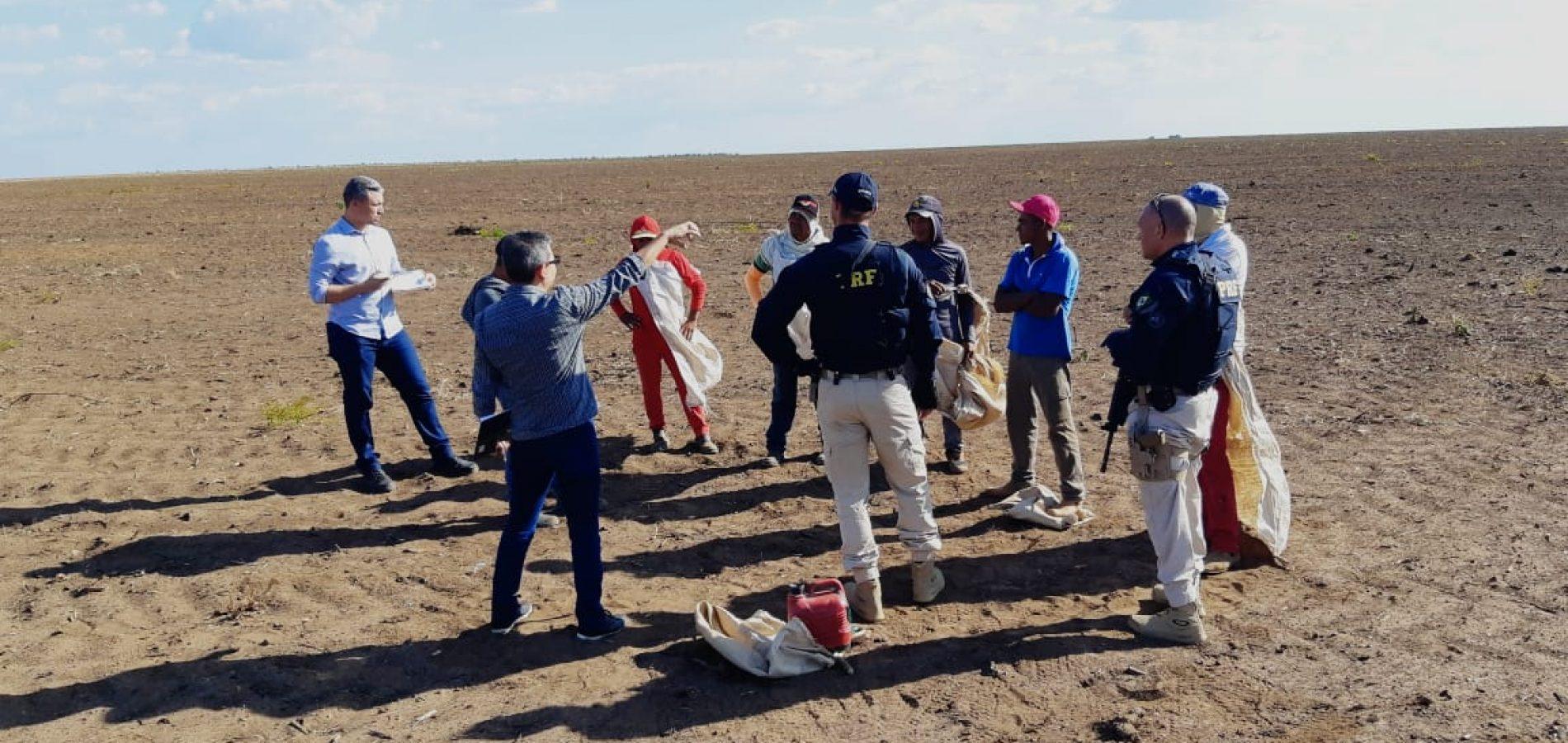 PRF constata aumento de pessoas resgatadas em situação análoga à escravidão no Piauí