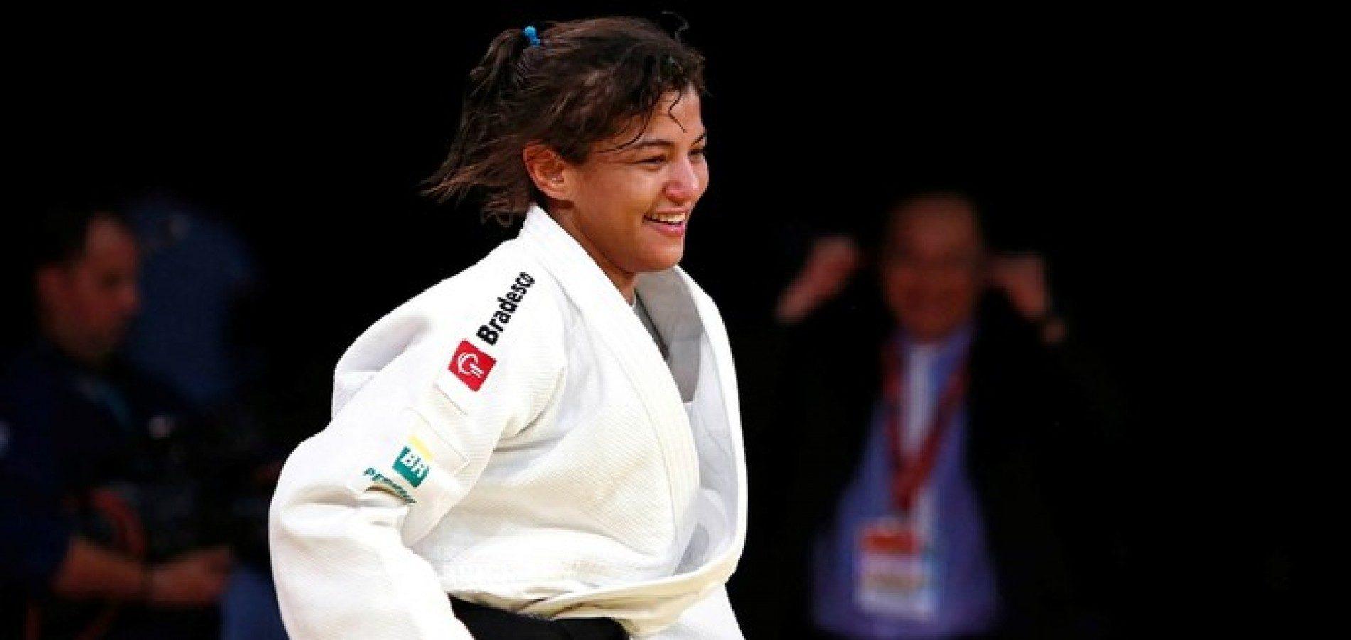 Sem Sarah Menezes, seleção brasileira de judô é convocada para torneio em Portugal