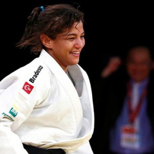Sarah Menezes estreia torneio com luta contra judoca do Kosovo em Israel