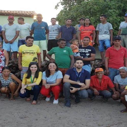 Semar cadastra mais de 1,3 mil moradores de comunidades rurais no Piauí