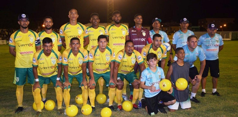 PICOS | Com placar de 2 a 1, Sep vence River em estreia do Campeonato Piauiense 2020