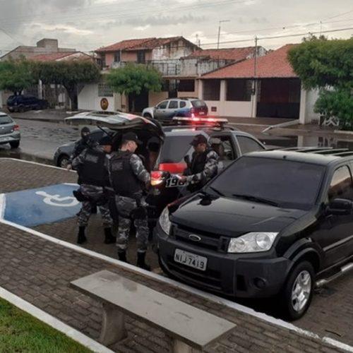 Operação policial prende condenados por homicídio e latrocínio no Piauí