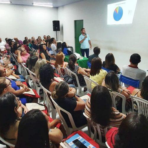 Em Massapê do Piauí, Educação realiza Jornada Pedagógica e abre o ano letivo