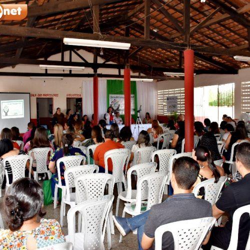 Educação de Alagoinha realiza Jornada Pedagógica e prepara profissionais para o ano letivo; veja fotos