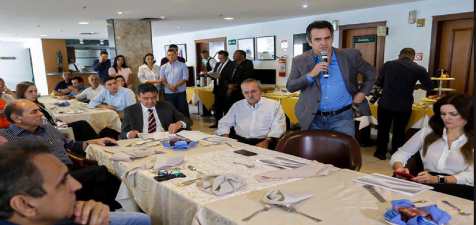 Bancada federal e construtores civis debatem geração de empregos no Piauí