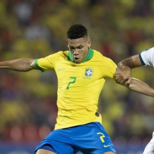 Brasil bate a Argentina por 3 a 0 e conquista vaga olímpica