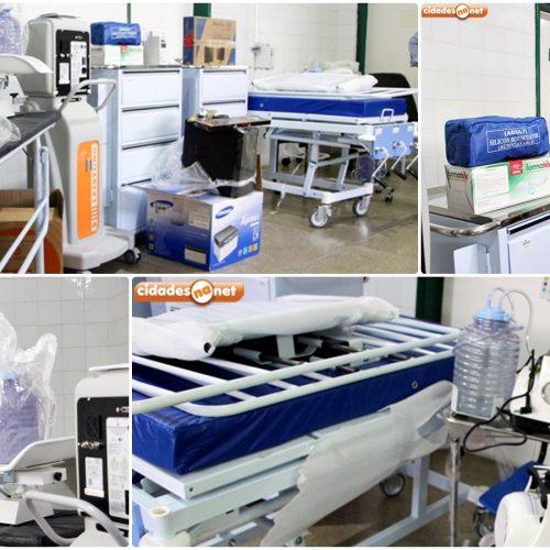 Prefeitura de Jaicós recebe 216 mil em equipamentos para o Centro Cirúrgico do hospital Florisa Silva