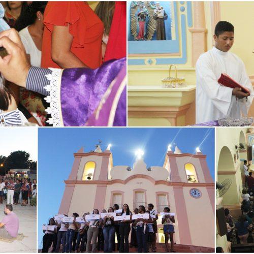 JAICÓS | Com caminhada e missa, católicos celebram quarta-feira de cinzas; fotos!