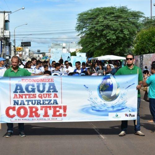 Prefeitura de Picos realizará evento em alusão ao Dia Mundial da Água