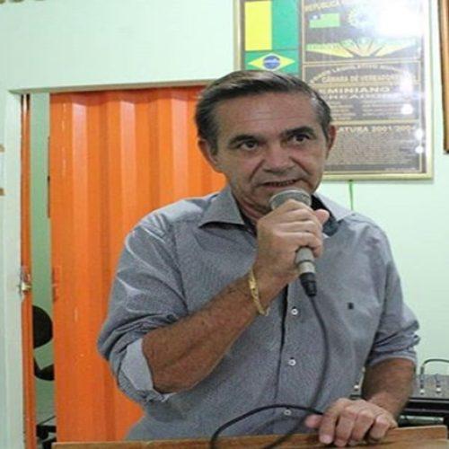 Prefeito apresenta mensagem do Executivo na abertura dos trabalhos legislativos em Geminiano