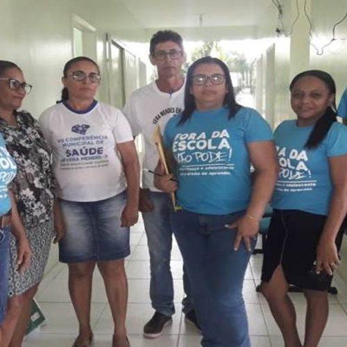 Prefeitura de Vera Mendes realiza atividades do programa Busca Ativa Escolar