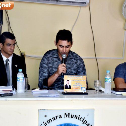 VILA NOVA | Vereador Flávio Sousa solicita melhorias para a fábrica de farinha na Serra do Proviso I