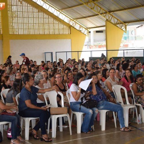 PICOS   Formação Pedagógica debate previdência, direitos e deveres de servidores