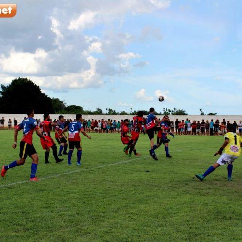 River e OPDA vencem na rodada deste fim de semana pelo 21º Campeonato de Futebol em Alagoinha; fotos