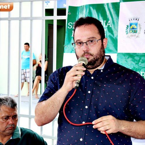 Prefeito de Bocaina paga retroativo do novo piso salarial aos professores da rede municipal