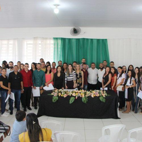 Prefeitura de Jaicós empossa novos concursados; veja fotos!