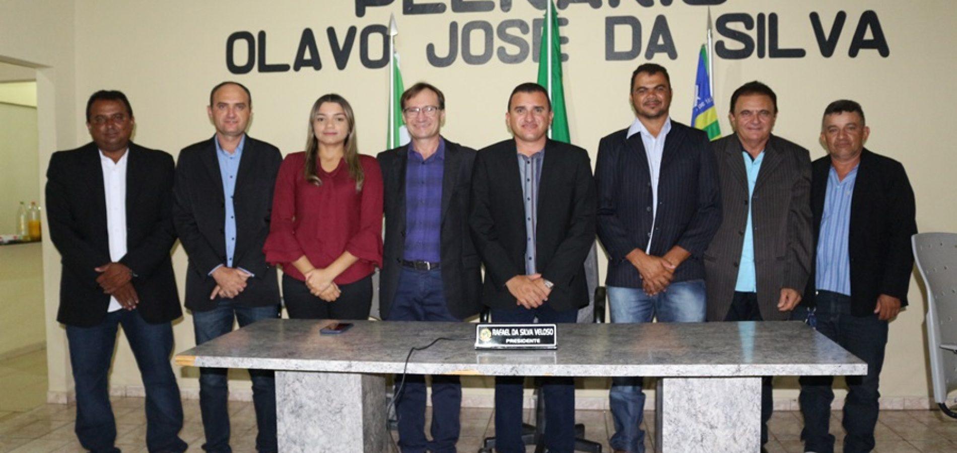 MASSAPÊ | Na abertura do ano legislativo, Câmara aprova piso dos professores e prefeito lê mensagem, presta contas e anuncia mais trabalho
