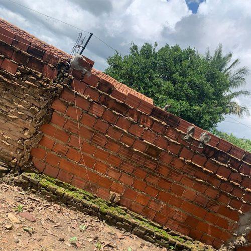 Suspeito morre eletrocutado em muro durante fuga policial no Piauí