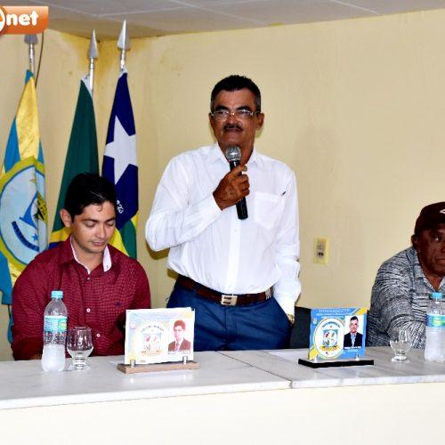 Vereador Nena requer melhorias de estradas, nas bases de caixas d´água e no prédio da Câmara de Vila Nova