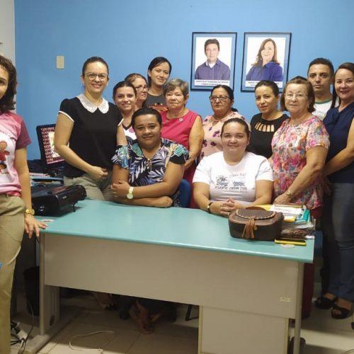 Membros dos Conselhos da Pessoa Idosa e da Pessoa com Deficiência são empossados em Santana do Piauí