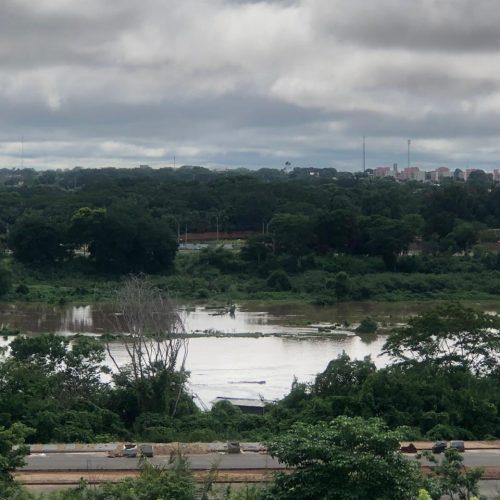 No Piauí, nível do Rio Poti sobe quase quatro metros em 24 horas