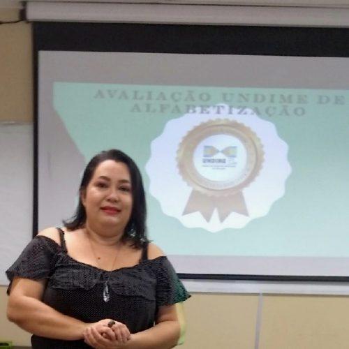 Dirigente de Educação em Francisco Macedo participa de Avaliação Undime-PI de Alfabetização em Teresina