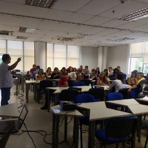 Secretários de Francisco Macedo participam de oficina de elaboração do IEGM em Teresina