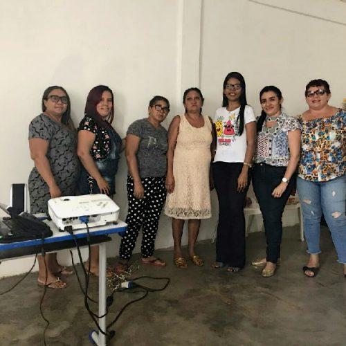 Nutricionista apresenta projeto ´Horta Escolar` em Francisco Macedo