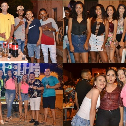 FOTOS | Bar Rei do Gole é inaugurado em Curral Novo do Piauí