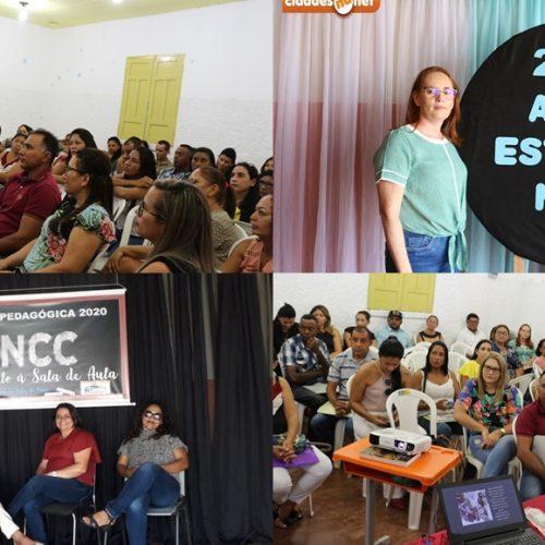 PATOS | Secretaria Municipal de Educação abre ano letivo promovendo Jornada Pedagógica