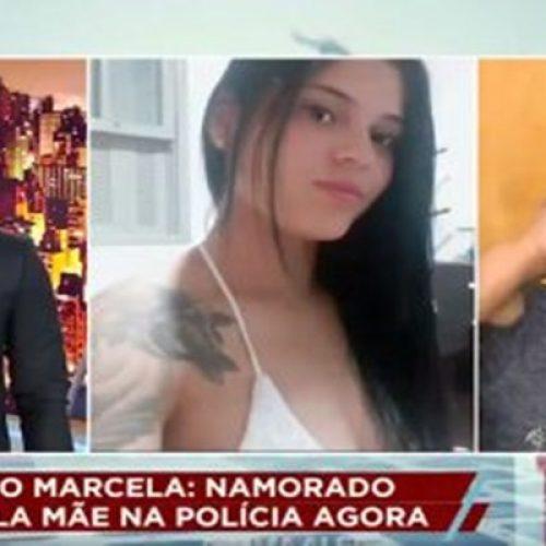 """Mãe descobre ao vivo no """"Cidade Alerta"""" que filha foi assassinada e desmaia"""