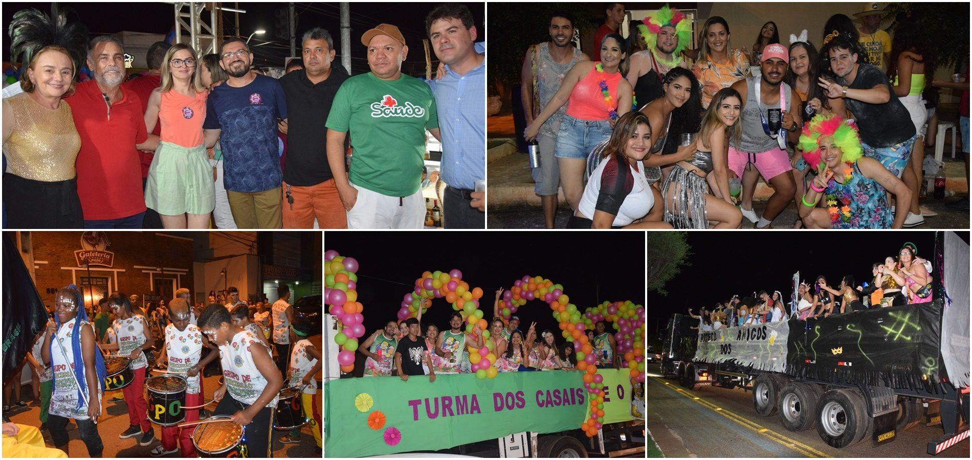 PICOS FOLIA | Confira as imagens do Corso 2020