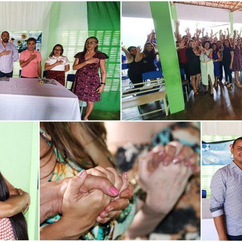 Palestra sobre 'Inteligência Emocional' abre Jornada Pedagógica em Geminiano