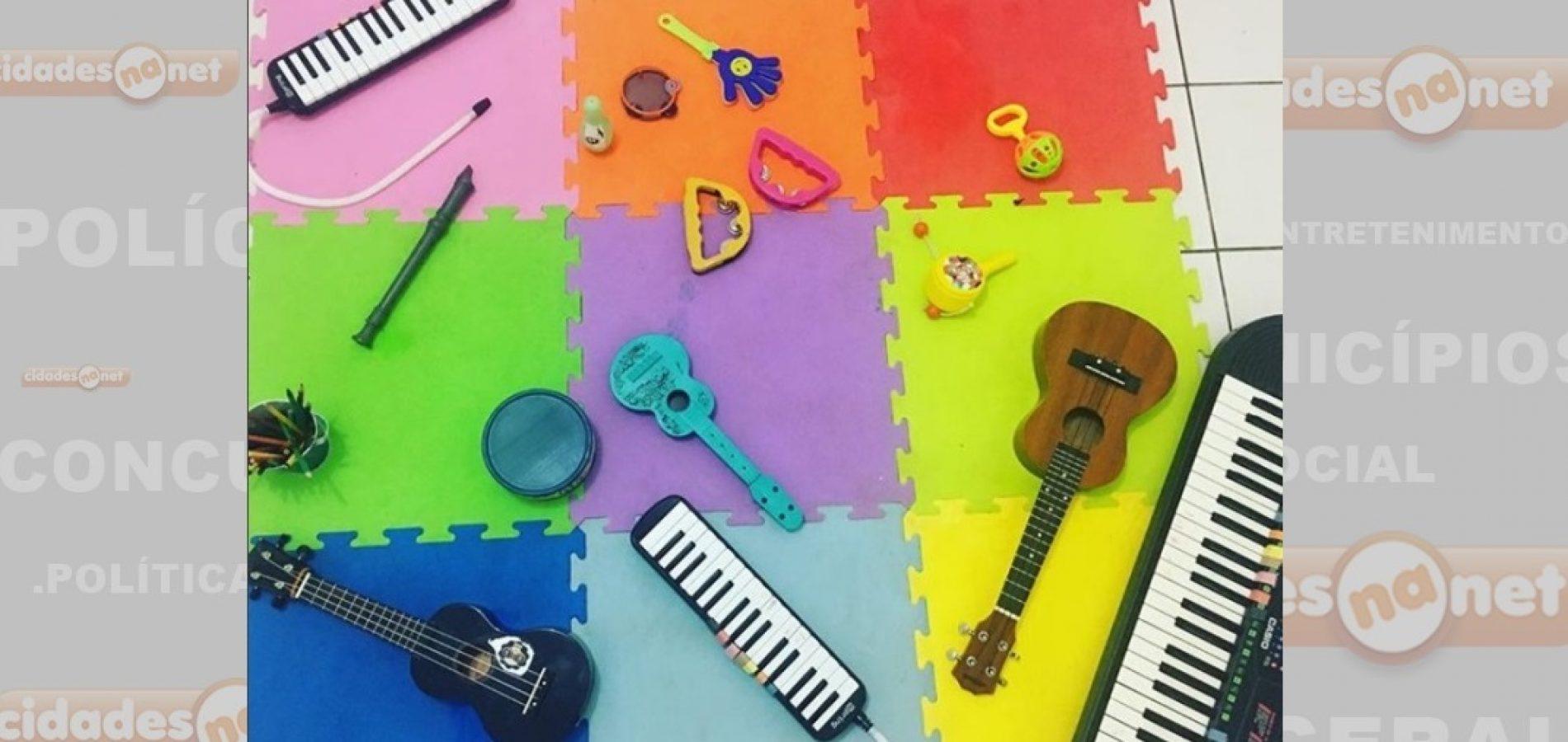Musicoterapia como suporte de desenvolvimento emocional e psicológico do ser humano