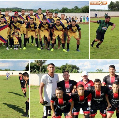 Serra Velha e Dois Irmãos vencem pelo grupo B no 21º Campeonato de Futebol em Alagoinha; veja fotos