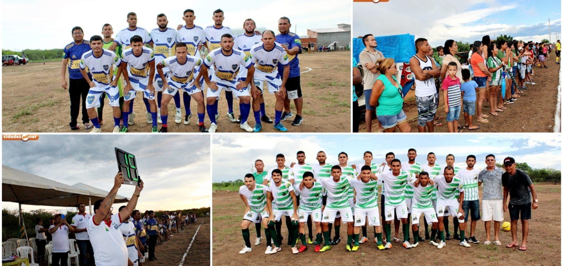 ALEGRETE | Boca Juniors e Alegrete Velho empatam na abertura do 28º Campeonato de Futebol; fotos