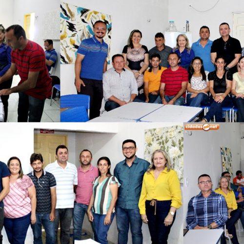 Prefeitura de Vila Nova realiza reuniões para elaboração do Plano Municipal de Saneamento Básico