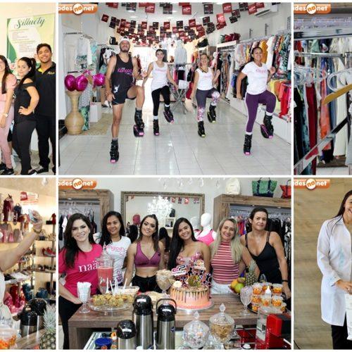 Class Moda promove ´Dia D Fitness`, reúne parceiros e personalidades Vip´s em Araripina; veja fotos