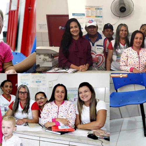 Saúde de Alegrete do Piauí realiza Dia 'D' de vacinação contra Sarampo