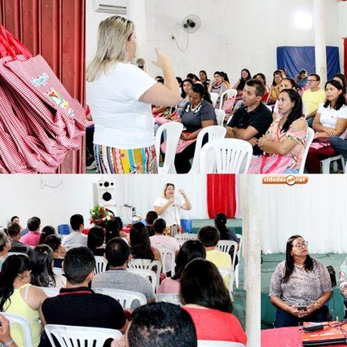 Educação de Alegrete do Piauí inicia Jornada Pedagógica e abre o ano letivo