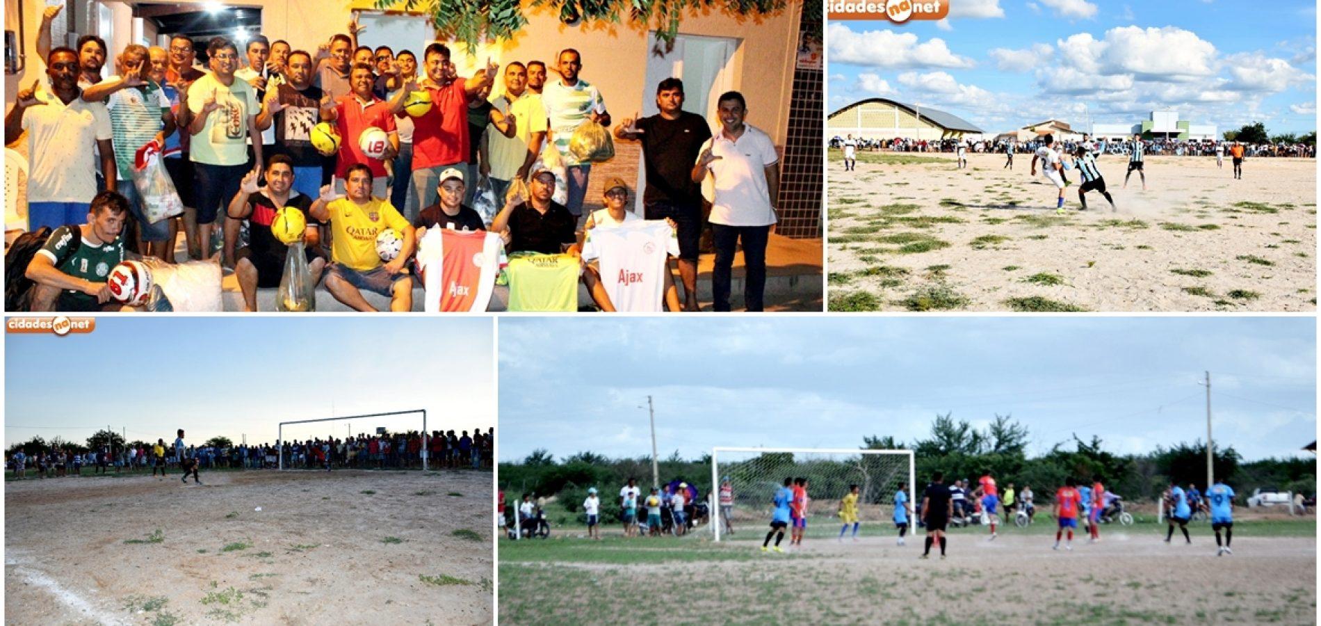 Prefeitura de Alegrete entrega uniformes para equipes; Campeonato inicia neste sábado (29)