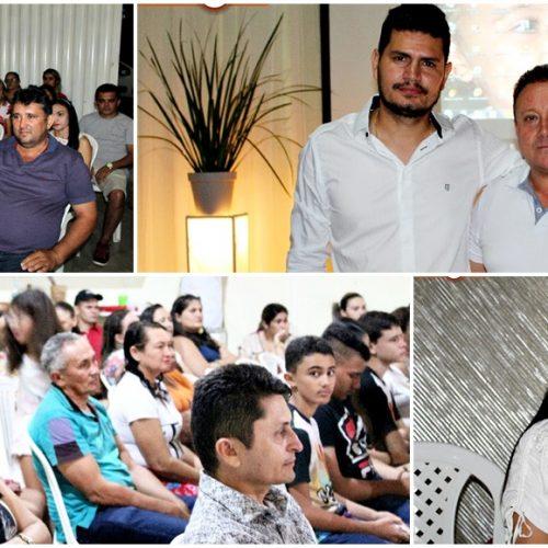 JANEIRO BRANCO | Secretaria de Saúde de Vila Nova debate saúde mental com palestra