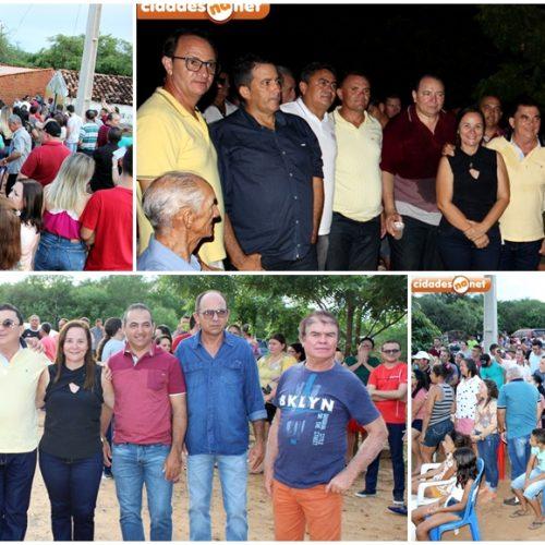 Grupo da prefeita Maria José se reúne e novas adesões fortalecem sua pré-candidatura em Santana do Piauí; fotos