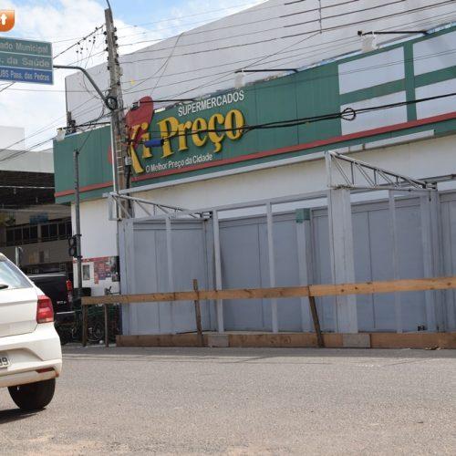 PICOS | STTRAM inicia instalação de paradas de ônibus climatizadas