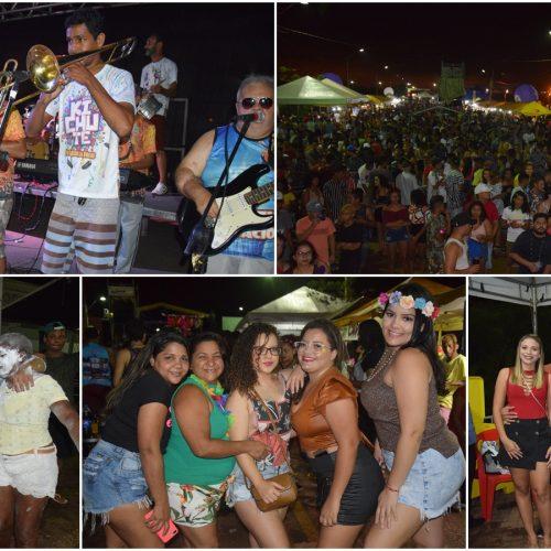 PICOS   Confira as imagens da terceira noite do Picos Folia 2020