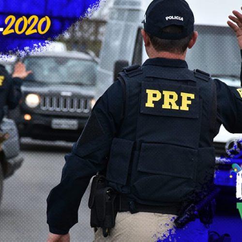 PRF restringe circulação de veículos de carga nas rodovias federais durante Carnaval