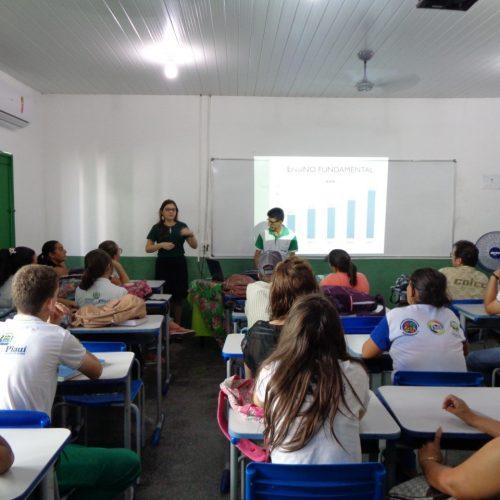 W.Dias quer colocar o Piauí entre os 10 melhores em educação no país até 2022